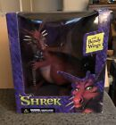 2001 SHREK The Dragon with Bendy Wings Action Figure McFarlane Toys New!