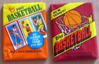 1980-81 TOPPS UNOPENED BASKETBALL WAX PACK Possible Bird Magic RC + 1981-82 Pack