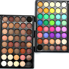 40 Color Neutral Lidschatten Palette Eyeshadow Matt & Schimmer Augen Makeup Set