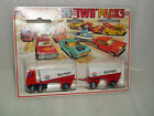 Matchbox 75 Two Packs TP 17 Burmah Gas Tanker 1975 on Card