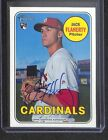 2018 Topps Heritage Real One Autograph #ROA-JF Jack Flaherty