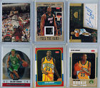 6 Lot of Rajon Rondo, Kevin Durant, Shaquille O'Neal (Shaq) & Chauncy Billups