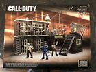 Mega Bloks Call of Duty Figures Mob Of The Dead Set Zombies Collector Bulding