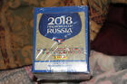 2018 Panini Russia FIFA World Cup Soccer Stickers - Factory Sealed 50 Pack Box..