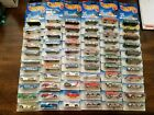 Hot wheels huge lot of 66 first editions and series cars 1995 1996 and 1997