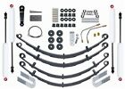 Rubicon EXP ress RE5515 Suspension Lift Kit w/Shocks 87-95 Wrangler (YJ)