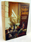 The Best of Shaker Cooking 1970 SIGNED HC Book
