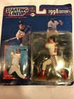 1998 starting Lineup Jim Thome figure  and card(203)