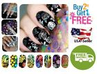 54 Colors Holographic Glitter Foil Nail Art Transfer BUY 2 GET 1 FREE