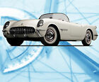Auto Drawings Scale 1/12 1/16 1/24 1/32  1953 CORVETTE digital plan notes on CD