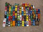 Huge lot of plastic and diecast toy cars matchbox hot wheels 6