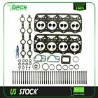 Fit 94-02 Ford E-350 E-450 E-550 F-250 F Super Duty F-350 Head Gasket Set Bolts