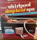 VTG Pollenex Whirlpool Deep Heat Spa Complete in Retail Box Fast Shipping Free!