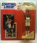 1993 Kenner Starting Lineup SLU ALONZO MOURNING CHARLOTTE HORNETS