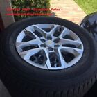 18 Chevrolet Traverse 2018 Factory OEM Rim Wheels Rims and Tires set of 4