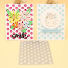 Background Frame Metal Cutting Dies Stencil Scrapbook Embossing Card Paper Craft