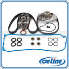 Timing Belt Kit Water Pump Valve Cover Gasket for90 97 Honda Accord F22A F22B