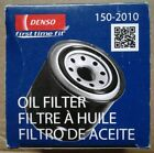 New Lot of 8 DENSO 150 2010 Oil Filters