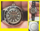 g DIVER Taucheruhr WATERPROOF 5 atmos VINTAGE SWISS  MADE  SUB 15 rub 36,5mm 60'