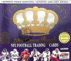 2001 Pacific Crown Royale Football 18