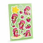 Strawberry Shortcake Party Supplies Stickers lot of 2 packages of 20 stickers ea