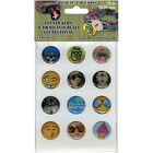 Pepperell 75 Gel Stickers For Paracord Charms  Buckles 12 Pkg Cool