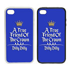 True Friend To The Crown - Rubber and Plastic Phone Cover Case #2