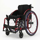 24 inch Medical Light weight Sport Wheelchair Rehabilitation Training Equipment