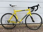 Giant TCR Team ONCE road bike campagnolo groupset frame 555cm compact geometry