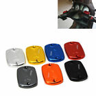 For YAMAHA TMAX 530 TMAX 500 CNC Front Brake Reservoir Cover Caps Cylinder Cover