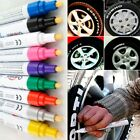 Metal Oil Rubber Tread Car Tyre Waterproof Paint Pen Marker Permanent