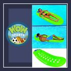 Swimming Pool Float Adults Inflatable Kids Raft Large Float Pillow Pool Loungers