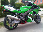 Kawasaki ZX7R chassis / ZX10R engine conversion /mounting / adapter kit