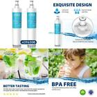 AQUACREST 4396508 Refrigerator Water Filter Whirlpool  EDR5RXD1 (Pack of 2)