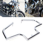 Engine Guard Crash Bar Highway Chrome For Harley Heritage FLSTC Softail Fat Boy