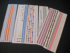CREATIVE MEMORIES Great Lengths LOT OF MANY NEW AND PARTIAL SHEETS