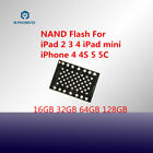 NAND Flash IC Chips Replacement Upgrade Memory For iPhone 5s 6p iPxd Air Mini234