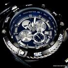 Invicta Marvel Punisher Bolt Viper 52mm Chronograph Black Limited Ed Watch New