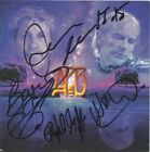 Better Late Than Never * by Anderson Ponty Band (CD/DVD, 2015, Liaison) Signed