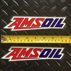 Sale 200  7 amsoil stickers decal set of 2