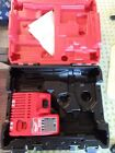 Milwaukee 18V Fuel M18 Case   2754-22 with charger m12 m18
