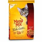 Meow Mix Tender Centers Salmon  Chicken Dry Cat Kitten Nutritious Food 135 lb