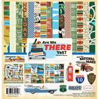 Echo Park Paper Carta Bella Collection Kit 12X12 Are We There Yet