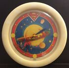 Superman Wall Clock - Old School artwork from 1988 - Great Vintage piece!!