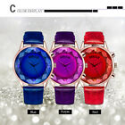 Fashion BAOGELA Lady Womens Watches Stainless Steel Leather Strap Wristwatch