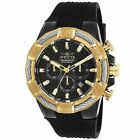 Invicta Bolt Stainless Steel Case Men's Watch,  330ft Water Resistance
