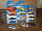 Hot Wheels Lot of 12 1967 1968 Shelby GT 500 Variation 67 Easter Ford Zamac 68