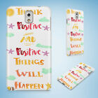 POSITIVE MOTIVATION QUOTES 92 HARD CASE FOR SAMSUNG GALAXY ACE 3 4 ALPHA
