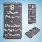 POSITIVE MOTIVATION QUOTES 79 HARD CASE FOR SAMSUNG GALAXY ACE 3 4 ALPHA