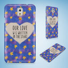 POSITIVE LOVE QUOTES 2 HARD CASE FOR SAMSUNG GALAXY ACE 3 4 ALPHA
